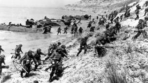 Slapton Sands invasion