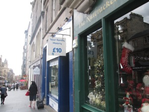 Edinburgh 100